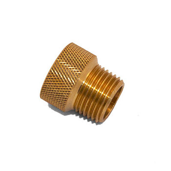 1/2 in. x 1/2 in. IPS Brass Sprinkler System Extension Nipples