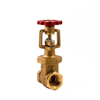 1-1/4 in. NPT Bronze TrimFit® OS&Y Fire Main Gate Valves, 175CWP, UL/FM