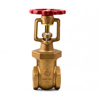 2 in. NPT Bronze TrimFit® OS&Y Fire Main Gate Valves, 175CWP, UL/FM