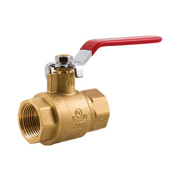 1-1/4 in. IPS TrimFit® Brass Ball Valve (FNPT x FNPT) UL/ULc/FM Fire Sprinkler System Products