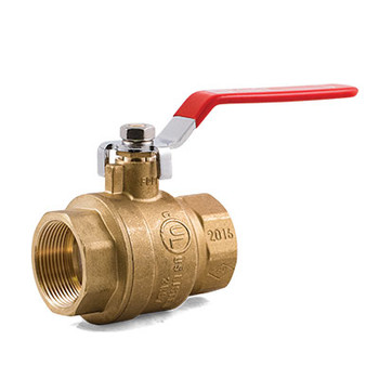 1-1/2 in. IPS TrimFit® Brass Ball Valve (FNPT x FNPT) UL/ULc/FM Fire Sprinkler System Products