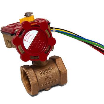 1-1/4 in. IPS TrimFit® Bronze Butterfly Valve (FNPT x FNPT) UL/cULus/FM Fire Sprinkler System Product