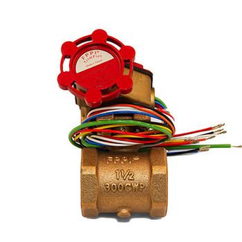 1-1/2 in. IPS TrimFit® Bronze Butterfly Valve (FNPT x FNPT) UL/cULus/FM Fire Sprinkler System Product