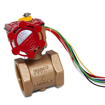 2 in. IPS TrimFit® Bronze Butterfly Valve (FNPT x FNPT) UL/cULus/FM Fire Sprinkler System Products