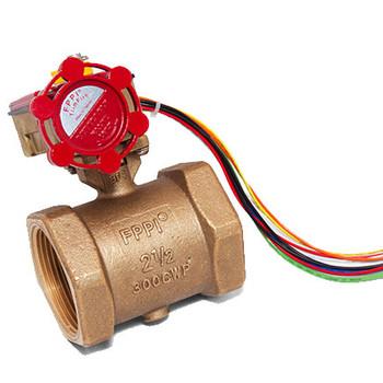 2-1/2 in. IPS TrimFit® Bronze Butterfly Valve (FNPT x FNPT) UL/cULus/FM Fire Sprinkler System Product