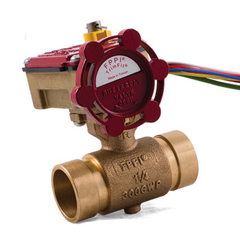 1-1/4 in. TrimFit® Bronze Butterfly Valve (Grooved) UL/cULus/FM Fire Sprinkler System Product