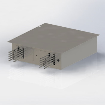 10 Product Line Stainless Steel Commercial Beer Chiller (2)