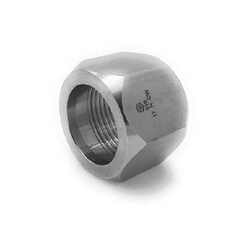 1/4 in. Tube Nut 316 Stainless Steel Hydraulic JIC 37° Tube Fitting