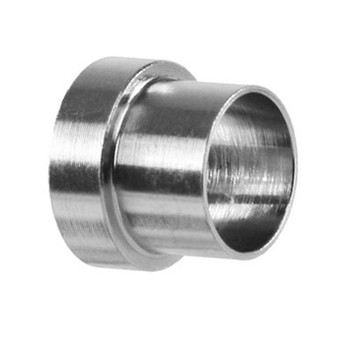 1/4 in. Tube Sleeve 316 Stainless Steel Hydraulic JIC 37° Tube Fitting