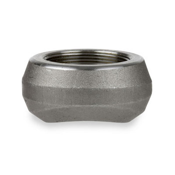 """1-1/2"""" x 3"""" thru 5"""" 3000# Forged Carbon Steel Threaded Outlet Pipe Fitting"""