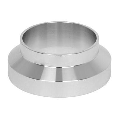 3 in  Female I-Line Short Weld Ferrule 304 Stainless Steel Sanitary Pipe  Fitting