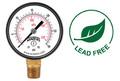 PEM Economy Pressure Gauges (Lead Free)