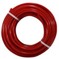 LLDPE Polyethylene Red Tubing