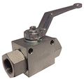 High Pressure Full Port 2-Way Ball Valves