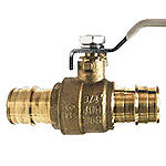 Lead Free Pex Ball Valves