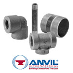 Anvil Black Pipe Fittings (Domestic)