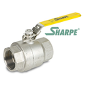 2000 WOG Full Port Ball Valves Sharpe Series 50B76