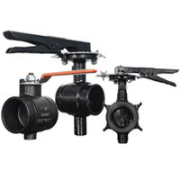 Lever Handle Butterfly Valves