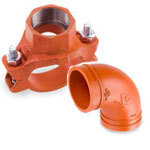 SCI Cooplok (TM) Grooved Fire Protection