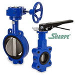 Sharpe® Butterfly Valves