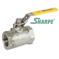 6000WOG Full Port Ball Valves Sharpe Series 50F767