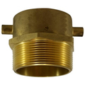Male Swivel Adapters with Lugs