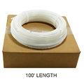 LLDPE Polyethylene Natural Tubing 100