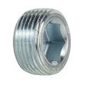 Flush Hollow Hex Plug 7/8 Taper