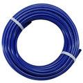 LLDPE Polyethylene Blue Tubing