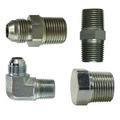 Steel BSPT Adapters
