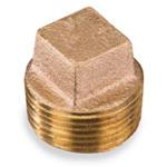 Square Head Cored Plugs
