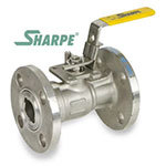 150# Flanged Std. Port Ball Valves Series 54116