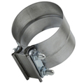 Aluminized Steel Lap Exhaust Clamps