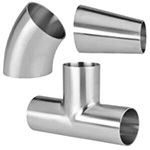 Sanitary Butt Weld Fittings