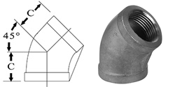 Pipe Fittings Elbows Stainless Steel