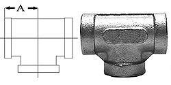 Pipe Fittings Tees Stainless Steel