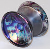 VaporMotion Yoyo by Magic & C3 Yoyo Designs Silver blue purple splash