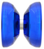 C3 Yoyo Design Speedaholic Yoyo blue side view