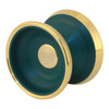 C3 Gamma Crash Yoyo green with gold rings