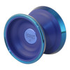 C3 Gamma Crash Yoyo Blue with blue rings