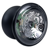 YoyoFactory KUI Light Up LED Yoyo Black