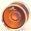 Hummingbird Yoyo Metallic Burnt Orange Fade