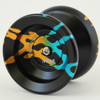 Magic Node Black Yellow Blue Yoyo