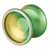 Duncan Grasshopper X Green Yellow Fade Yoyo
