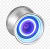 Magic YoYo Aurora LED Yo-Yo Silver