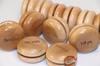 100 Pack Custom Wooden Yoyos