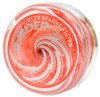Raider yoyo Red/clear