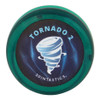 Tornado 2 Yoyo front view new side cap