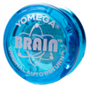 Yomega Brain automatic return yo-yo BLUE