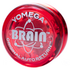 Yomega Brain automatic return yo-yo RED
